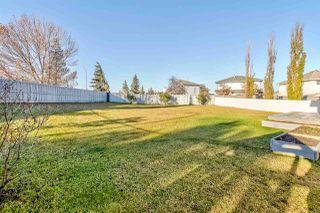 Photo 36: 431 KLARVATTEN LAKE WYND Wynd in Edmonton: Zone 28 House for sale : MLS®# E4178109
