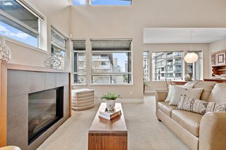 "Photo 3: 407 5955 IONA Drive in Vancouver: University VW Condo for sale in ""FOLIO"" (Vancouver West)  : MLS®# R2433134"