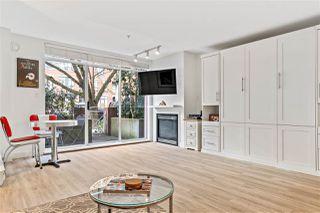 Photo 5: 103 2268 W 12TH AVENUE in Vancouver: Kitsilano Condo for sale (Vancouver West)  : MLS®# R2439145