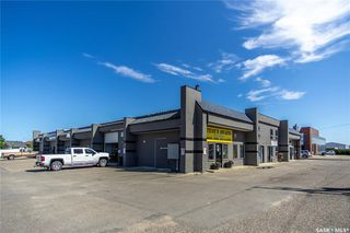 Photo 3: 406 South Industrial Drive in Prince Albert: South Industrial Commercial for sale : MLS®# SK821269