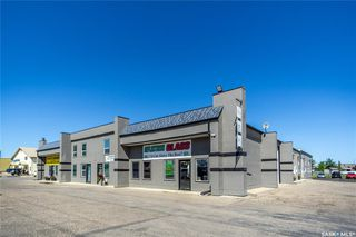Photo 1: 406 South Industrial Drive in Prince Albert: South Industrial Commercial for sale : MLS®# SK821269