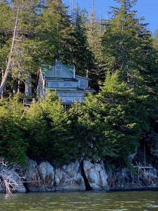 Photo 1: Lot 6 Helby Island in Barkley Sound/Bamfield: Bamfield House for sale (Vancouver Island)