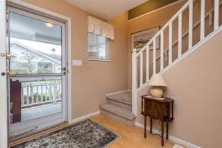 """Photo 2: 13 6885 184 Street in Surrey: Clayton Townhouse for sale in """"Creekside at Clayton Hills"""" (Cloverdale)  : MLS®# R2506769"""