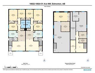 Photo 48: 10822-10824 51 Avenue in Edmonton: Zone 15 House Duplex for sale : MLS®# E4221556