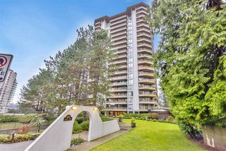 """Photo 1: 603 2041 BELLWOOD Avenue in Burnaby: Brentwood Park Condo for sale in """"ANOLA PLACE"""" (Burnaby North)  : MLS®# R2525101"""