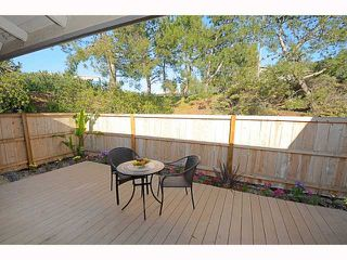 Photo 1: UNIVERSITY CITY Townhome for sale : 2 bedrooms : 9691 Caminito Del Feliz in San Diego