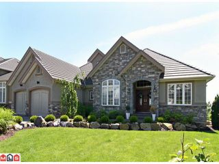 """Main Photo: 35406 JADE Drive in Abbotsford: Abbotsford East House for sale in """"EAGLE MTN"""" : MLS®# F1017544"""
