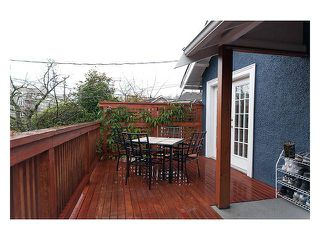 Photo 9: 3323 W 10TH Avenue in Vancouver: Kitsilano House for sale (Vancouver West)  : MLS®# V859119