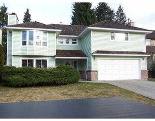 Photo 1: 3930 ROBIN Place in Port_Coquitlam: Oxford Heights House for sale (Port Coquitlam)  : MLS®# V751782