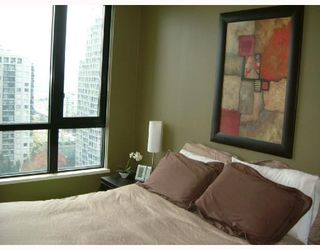 Photo 5: 1602 909 MAINLAND Street in Vancouver: Downtown VW Condo for sale (Vancouver West)  : MLS®# V752345