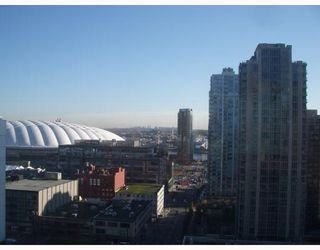 Photo 10: 1602 909 MAINLAND Street in Vancouver: Downtown VW Condo for sale (Vancouver West)  : MLS®# V752345