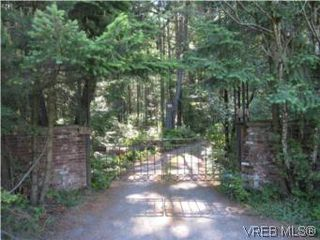 Photo 1: 751 Trans Canada Hwy in MALAHAT: ML Malahat Proper Land for sale (Malahat & Area)  : MLS®# 494468
