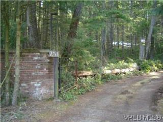 Photo 2: 751 Trans Canada Hwy in MALAHAT: ML Malahat Proper Land for sale (Malahat & Area)  : MLS®# 494468