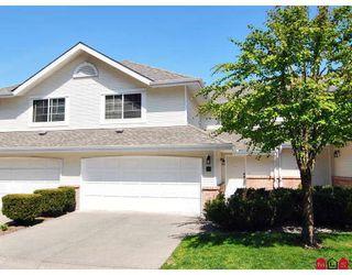 "Photo 1: 11 8675 WALNUT GROVE Drive in Langley: Walnut Grove Townhouse for sale in ""CEDAR CREEK"" : MLS®# F2908957"