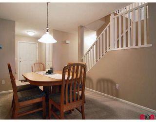 "Photo 6: 11 8675 WALNUT GROVE Drive in Langley: Walnut Grove Townhouse for sale in ""CEDAR CREEK"" : MLS®# F2908957"