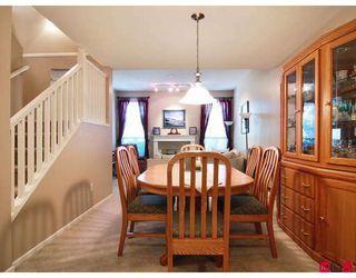 "Photo 5: 11 8675 WALNUT GROVE Drive in Langley: Walnut Grove Townhouse for sale in ""CEDAR CREEK"" : MLS®# F2908957"