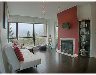 "Photo 5: 507 7388 SANDBORNE Avenue in Burnaby: South Slope Condo for sale in ""MAYFAIR PLACE II"" (Burnaby South)  : MLS®# V766045"