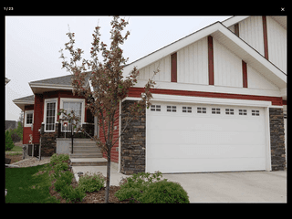 Photo 2: 88 Lacombe Drive in St. Albert: Condo for rent