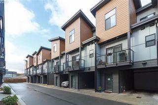 Photo 1: 114 687 Strandlund Avenue in VICTORIA: La Langford Proper Row/Townhouse for sale (Langford)  : MLS®# 420527
