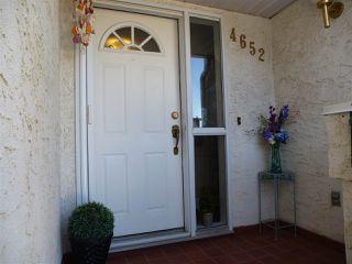 Photo 38: 4652 151 Street in Edmonton: Zone 14 Townhouse for sale : MLS®# E4187945
