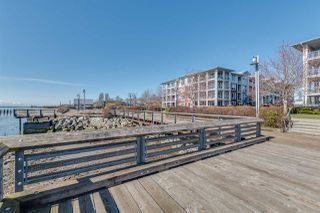 "Photo 18: 112 4500 WESTWATER Drive in Richmond: Steveston South Condo for sale in ""COPPER SKY WEST"" : MLS®# R2443316"
