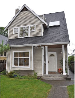 Photo 1:  in Vancouver: Kitsilano Home for sale ()