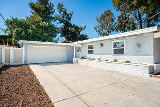 Photo 1: LA MESA House for sale : 4 bedrooms : 8178 Saint John Place