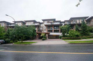 "Photo 1: 418 1633 MACKAY Avenue in North Vancouver: Pemberton NV Condo for sale in ""TOUCHSTONE"" : MLS®# R2468342"