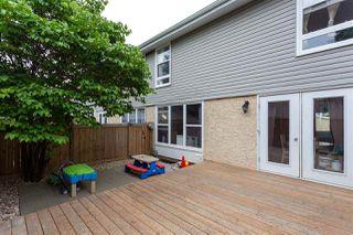 Photo 25: 300 GRANDIN Village: St. Albert Townhouse for sale : MLS®# E4214339