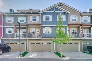 Main Photo: 208 10 AUBURN BAY Avenue SE in Calgary: Auburn Bay Row/Townhouse for sale : MLS®# A1037120