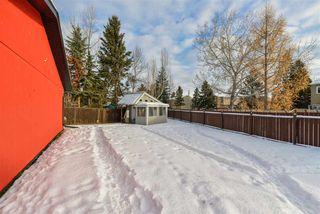 Photo 41: 9223 184 Street in Edmonton: Zone 20 House for sale : MLS®# E4221969