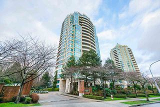 """Photo 2: 1303 6611 SOUTHOAKS Crescent in Burnaby: Highgate Condo for sale in """"Gemini 1"""" (Burnaby South)  : MLS®# R2523037"""