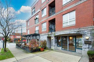 "Photo 1: 313 1989 DUNBAR Street in Vancouver: Kitsilano Condo for sale in ""THE SONESTA"" (Vancouver West)  : MLS®# R2526928"