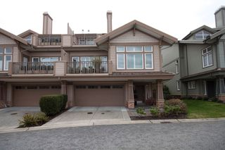"""Main Photo: 24 WHITECAP Court in West Vancouver: Furry Creek Townhouse for sale in """"OLIVER'S LANDING"""" : MLS®# V805067"""