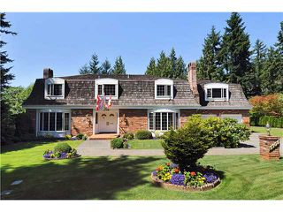 Photo 1: 5708 WESTPORT Road in West Vancouver: Eagle Harbour House for sale : MLS®# V863002