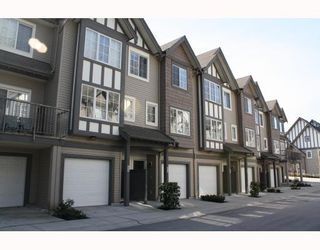 "Photo 1: 34 8533 CUMBERLAND Place in Burnaby: The Crest Townhouse for sale in ""CHANCERY LANE"" (Burnaby East)  : MLS®# V758418"