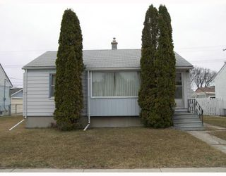 Photo 1: 739 HARBISON Avenue East in WINNIPEG: East Kildonan Residential for sale (North East Winnipeg)  : MLS®# 2907333