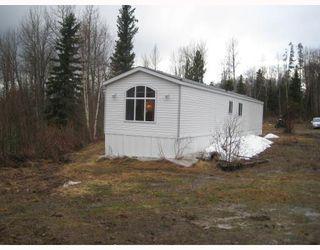 Photo 1: 5605 REID LAKE Road in Prince_George: Reid Lake Manufactured Home for sale (PG Rural North (Zone 76))  : MLS®# N191756