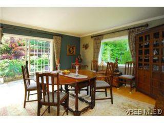 Photo 5: 2559 Killarney Road in VICTORIA: SE Cadboro Bay Single Family Detached for sale (Saanich East)  : MLS®# 264041