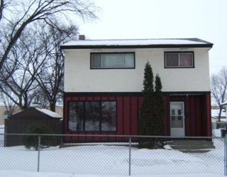 Photo 1: 600 MELROSE Avenue West in WINNIPEG: Transcona Residential for sale (North East Winnipeg)  : MLS®# 2903395