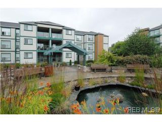 Photo 1: 311 894 Vernon Ave in VICTORIA: SE Swan Lake Condo Apartment for sale (Saanich East)  : MLS®# 508607