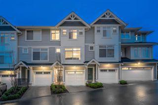 "Main Photo: 20 7198 179 Street in Surrey: Cloverdale BC Townhouse for sale in ""WALNUT RIDGE"" (Cloverdale)  : MLS®# R2389503"