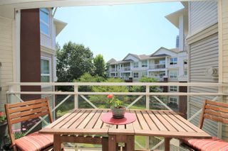 """Photo 1: 321 8068 120A Street in Surrey: Queen Mary Park Surrey Condo for sale in """"MELROSE PLACE"""" : MLS®# R2389951"""