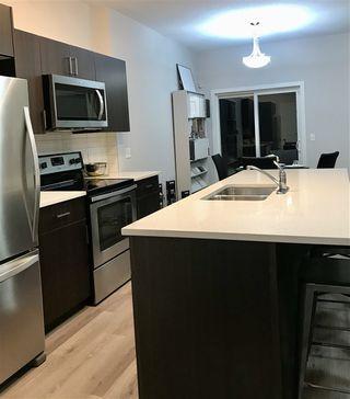 Photo 4: 1430 169 Street in Edmonton: Zone 56 House Half Duplex for sale : MLS®# E4177432