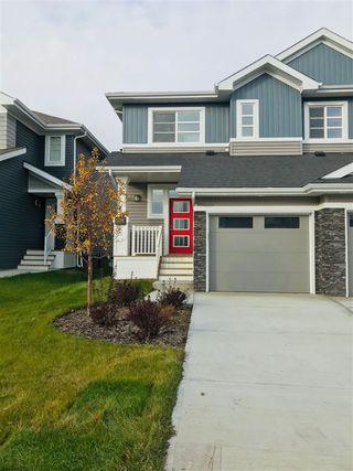 Photo 2: 1430 169 Street in Edmonton: Zone 56 House Half Duplex for sale : MLS®# E4177432