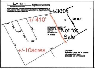 Photo 3: LOT B Highway 201 in South Farmington: 400-Annapolis County Vacant Land for sale (Annapolis Valley)  : MLS®# 202006756