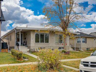 Main Photo: 309/311 27 Avenue NE in Calgary: Tuxedo Park Duplex for sale : MLS®# A1041557