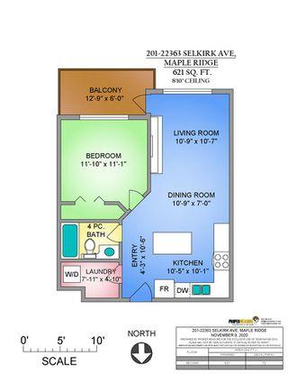 "Photo 19: 201 22363 SELKIRK Avenue in Maple Ridge: West Central Condo for sale in ""CENTRO"" : MLS®# R2516849"