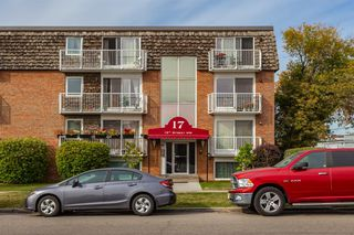Main Photo: 104 17 13 Street NW in Calgary: Hillhurst Apartment for sale : MLS®# A1058350