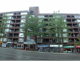 "Photo 2: 713 1330 BURRARD Street in Vancouver: Downtown VW Condo for sale in ""ANCHOR POINT 1"" (Vancouver West)  : MLS®# V798416"